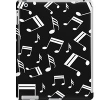 Let the Music Play On iPad Case/Skin