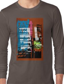 Thailand Facade Long Sleeve T-Shirt