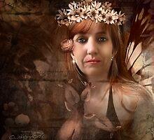 the Flower Nymph by navybrat