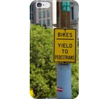 Signs of New York iPhone Case/Skin
