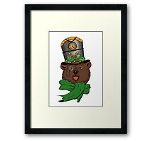Lord Bearington T.Hair Esq Framed Print