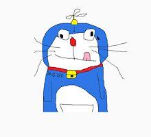 Crazy Doraemon Unisex T-Shirt