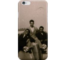 Old Photo found in Messina - Italian Style - Vintage iPhone Case/Skin