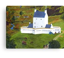 Corgarff Castle Canvas Print