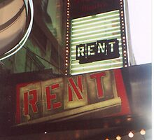 Rent by Lynn  Gettman