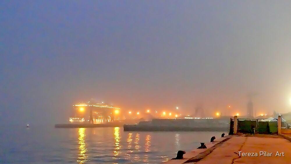 misty river  by terezadelpilar~ art & architecture