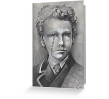 Vincent. Greeting Card
