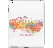 Las Vegas skyline iPad Case/Skin