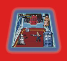 Doctor Who: The Arcade Game Kids Clothes