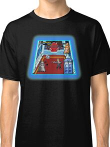 Doctor Who: The Arcade Game Classic T-Shirt