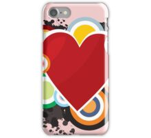 Heart - I Love Heart iPhone Case/Skin