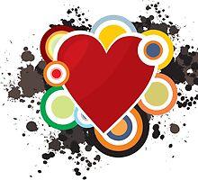 Heart - I Love Heart by Vitalia