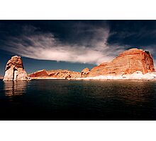 A day at Lake Powell Photographic Print