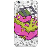 Game boy candy overload iPhone Case/Skin