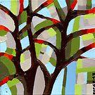 Mini Tree View no.8 by Kristi Taylor