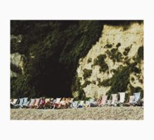 Sitting Under a Cliff Kids Clothes