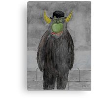 Son of Monster Canvas Print