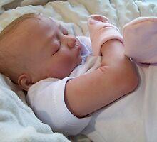 reborn baby doll callie by Cassie Peek