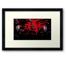 Magatsu Izanagi Shadow Attack Framed Print