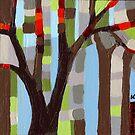 Mini Tree View no.9 by Kristi Taylor