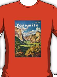 Yosemite Travel T-Shirt