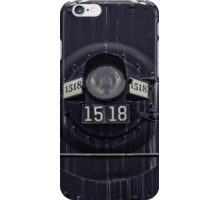 1518 iPhone Case/Skin