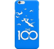 The 100 - White iPhone Case/Skin
