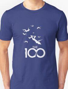 The 100 - White T-Shirt