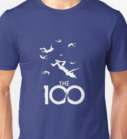 The 100 - White Unisex T-Shirt