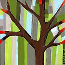 Mini Tree View no.10 by Kristi Taylor