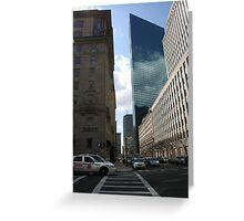 Boston, MA Greeting Card