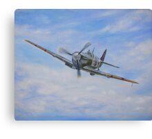 Spitfire Mk V Canvas Print
