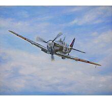 Spitfire Mk V Photographic Print