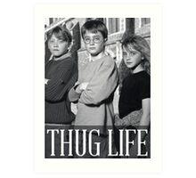 Harry Potter Thug Life Art Print