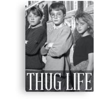 Harry Potter Thug Life Metal Print