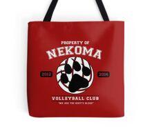 Team Nekoma Tote Bag