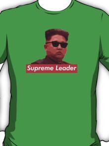 Kim Jong-un new haircut North Korea supreme leader T-Shirt