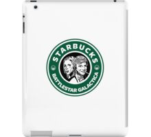 Starbucks BSG iPad Case/Skin