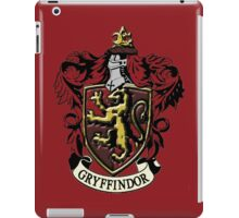 Where Dwell the Brave at Heart iPad Case/Skin