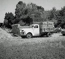 1946 GMC Hay Truck by Edward Henzi