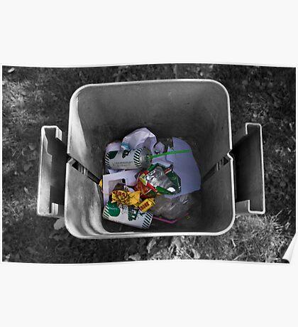 Urban Trash Poster