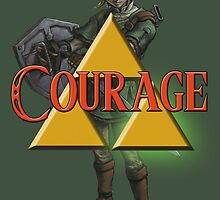 Courage by Emothica