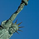 The statue of the liberty by akwel