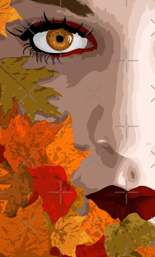 Autumn by Rhonda Blais