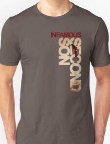 Delsin Infamous Unisex T-Shirt