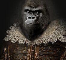 William Gorilla by Julien Missaire