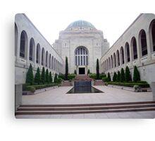 Australian War Memorial, Canberra, Australia Canvas Print
