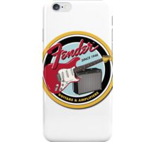 Fender since 1946 Guitar Sign - Cover, Hoodie, T-shirt, Skin, Mug, Pillow etc. iPhone Case/Skin