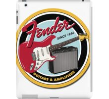 Fender since 1946 Guitar Sign - Cover, Hoodie, T-shirt, Skin, Mug, Pillow etc. iPad Case/Skin