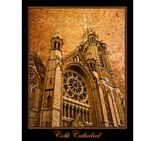 Cobh Cathedral Photographic Print